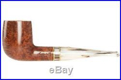 Mastro De Paja Cinque Terre 100 Tobacco Pipe Smooth Billiard