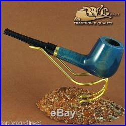 Mr. Brog original HAND MADE smoking pipe nr 30 blue classic DUBLIN