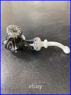 NEW 5 Inch Sherlock Tobacco Smoking Herb Glass Pipe Bowl