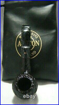 New Smoking Pipe Unsmokd Ashton Brindle X #8