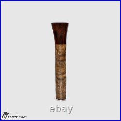 New Stunning Smooth Freehand Smoking Pipe Kit By Master Milovanovic