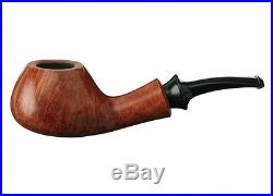 New TSUGE Pipe G9 KAGA 901 Smooth 131mm Smoking Pipe 9mm Filter available