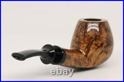 Nording Cut #2 Free Hand Briar Smoking Pipe with pouch B1141