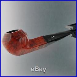 Nording Valhalla Cherry Bulldog Straight Tobacco Pipe BNR90016
