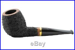 OMS Pipes Devil Anse Tobacco Pipe Brass Band