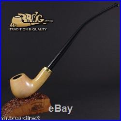 OUTSTANDING Mr. Brog original smoking pipe nr. 14 natural CHURCHWARDEN