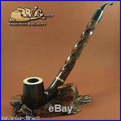 OUTSTANDING Mr. Brog original smoking pipe nr. 16 brown ARGO TABOR