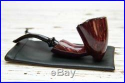Original Freehand Briar Pipe For Smoking Tobacco High Grade Bowl Wooden Bowl