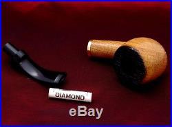 Original Mr. Brog smoking pipe VINEWOOD OAK RARE HAND MADE PERFECT GIFT