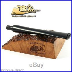 Original genuine Mr. Brog stem nr. 19 for smoking pipe 19 LONDON, 45 PUELLA