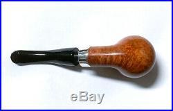 PETERSON of Dublin B42 DELUXE Tobacco Pipe DARWIN SHAPE! UNSMOKED