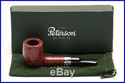 Peterson Aran 53 Tobacco Pipe Fishtail
