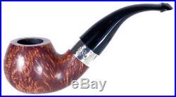 Peterson Aran XL02 Full Bent Bulldog Tobacco Pipe Fishtail Mouthpiece 3033K