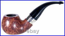 Peterson Aran XL02 Full Bent Bulldog Tobacco Pipe P-Lip Mouthpiece 3033K-PL
