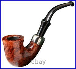 Peterson Dublin Standard System 305 Smoking Pipe with Fishtail Mouthpiece -3036K