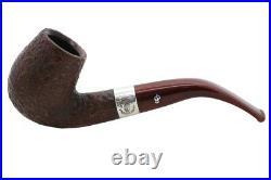 Peterson Irish Harp Sandblasted 69 Fishtail Tobacco Pipe (100-9889)