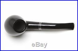 Peterson Killarney Ebony B11 Tobacco Pipe Fishtail