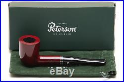 Peterson Killarney Red 120 Tobacco Pipe Fishtail