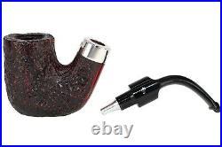 Peterson Pub Pipe Sandblast Tobacco Pipe PLIP