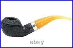 Peterson Rosslare Classic 999 Rustic Tobacco Pipe