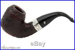 Peterson Sherlock Holmes Baskerville Rustic Tobacco Pipe PLIP