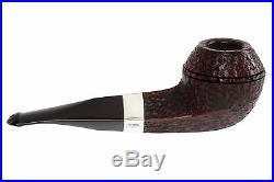Peterson Sherlock Holmes Hudson Rustic Tobacco Pipe PLIP