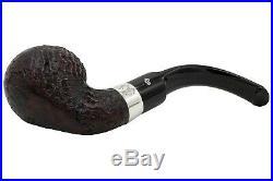 Peterson Sherlock Holmes Lestrade Sandblast Tobacco Pipe PLIP