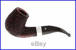 Peterson Sherlock Holmes Milverton Rustic Tobacco Pipe Fishtail
