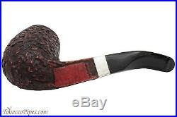 Peterson Sherlock Holmes Milverton Rustic Tobacco Pipe PLIP