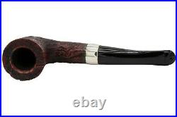Peterson Sherlock Holmes Mycroft Sandblast Tobacco Pipe PLIP