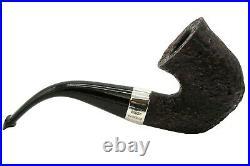 Peterson Sherlock Holmes Sandblast Original Tobacco Pipe PLIP
