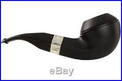 Peterson Sherlock Holmes Squire Ebony Tobacco Pipe PLIP