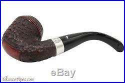 Peterson Sherlock Holmes Watson Rustic Tobacco Pipe PLIP