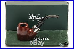 Peterson Standard Smooth 304 Tobacco Pipe Fishtail