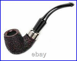 Peterson Standard System Rustic 312 Tobacco Smoking Pipe F/T Mouthpiece 3000K