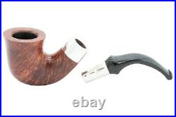 Peterson Walnut Spigot 05 Tobacco Pipe Fishtail