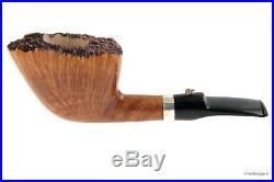 PipaL'Anatra Nirvana 2 uova d'oro vera arg, (AN63) pfeife / smoking pipe / pipas