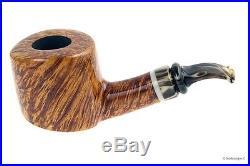 Pipa Peder Jeppesen Ida 4 Bent Poker (JP12) smoking pipe / pipas