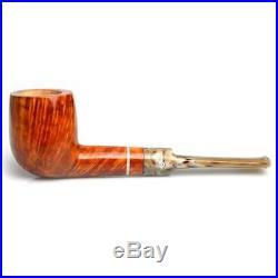 Pipa Radica Smoking Pipe Stefano Santambrogio Handmade Italy Fp 1