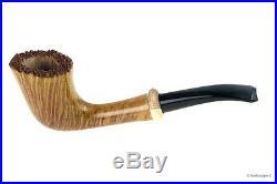 Pipa Sesa con inserto in mangiuciondolo (SE01) smoking pipe / pfefe / pipas