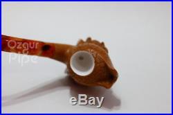 Pirates Of Caribbean Davy Jones Meerschaum Smoking Pipe Collectible By Kenan