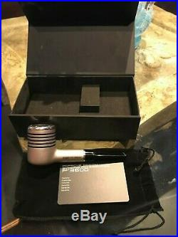 Porsche Design Selection of 3 Smoking Tobacco Pipes for Collectors Brand New