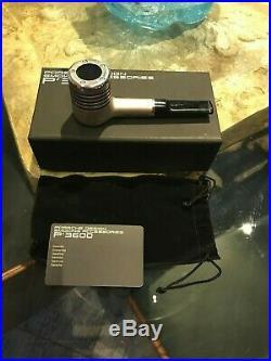 Porsche Design Smoking Tobacco Pipe Titan Pearl PD927 Brand New