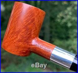 RARE UNSMOKED Old-Stock High-end Dr. Grabow Eldorado #85, 1956-1990 tobacco pipe