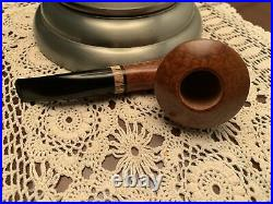 Rad Davis Handmade Tobacco Pipe GOLDEN
