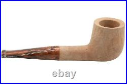 Rattray's Fudge 5 Natural Sandblast Tobacco Pipe 9124