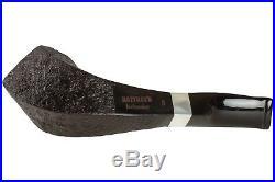 Rattray's Icebreaker 128 Tobacco Pipe Sandblast