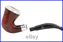 Rattray's Nimbus Tobacco Pipe Burgundy
