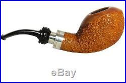 Rinaldo Lithos YYYY Tan Tobacco Pipe RL3Y101