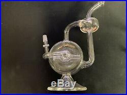 Roor Tech /Waterpipe Glass Bong Tobacco Smoking Pipe MADE IN USA